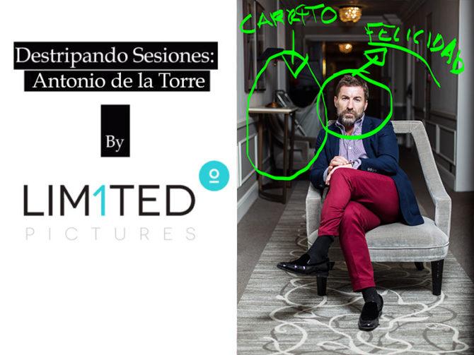 Destripando Sesiones: Antonio de la Torre.